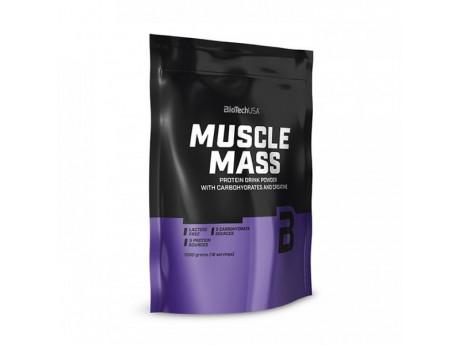 Гейнер Muscle Mass BioTech USA 1кг