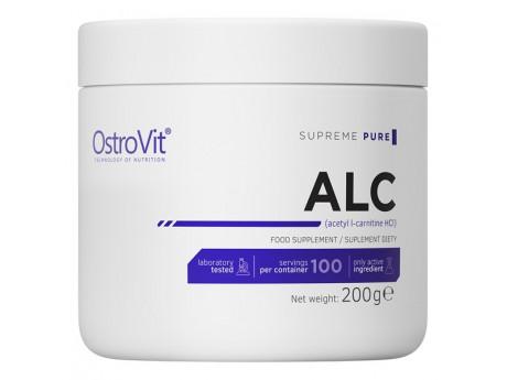 Acetyl L-carnitine OstroVit (210 грамм)