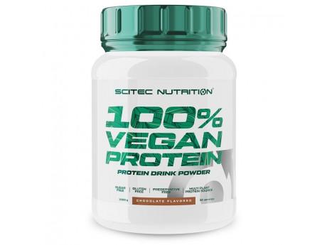 100% Vegan Protein Scitec Nutrition 1кг