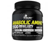 Anabolic amino 5500 Olimp (400 капсул)