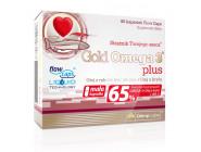 Gold Omega 3 Plus Olimp (60 капсул)