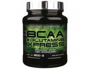 BCAA + Glutamine Xpress Scitec Nutrition (600 грамм)