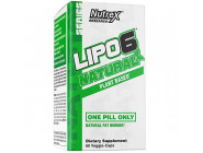 Nutrex Lipo 6 Natural (60 капсул)