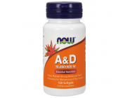 VITAMIN A и D 10000/400 IU NOW Foods (100 капсул)