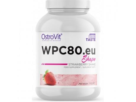 Протеин WPS 80 Shape Ostrovit Клубника 700г