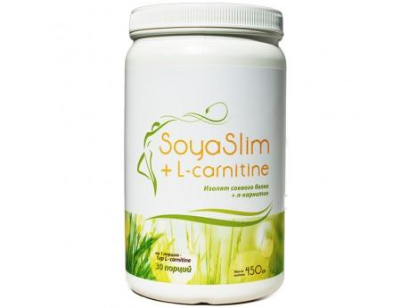 Соевый Протеин SoyaSlim + Carnitine