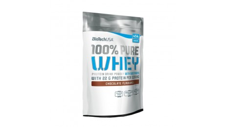 100% PURE WHEY BioTech USA 454г