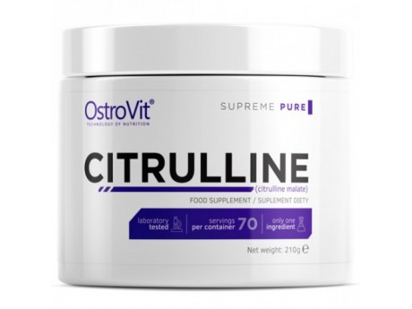 CITRULLINE OSTROVIT 210G