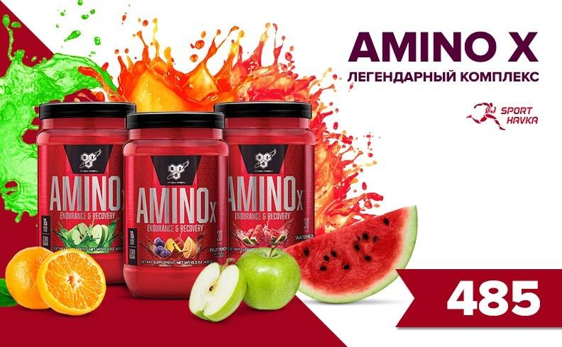 AMINO X 435Г